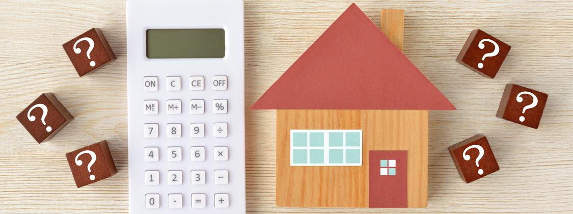 Wie berechnet man den Wert einer Immobilie?